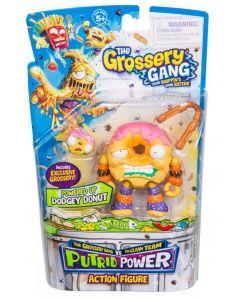 THE GROSSERY GANG S3 PUTRID POWER FIGURE DODGEY DONUT