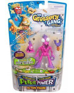 THE GROSSERY GANG S3 PUTRID POWER FIGURE GOOEY CHEWIE