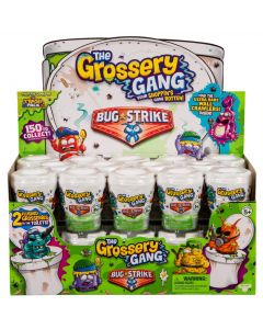 THE GROSSERY GANG S4 SURPRISE PACK CDU