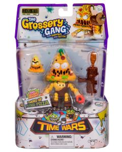 THE GROSSERY GANG S5 W1 ACTION FIGURES PUTRID PIZZA