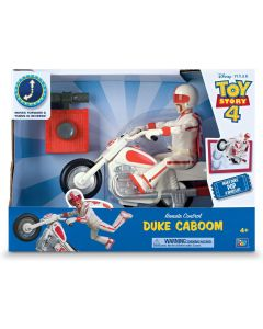 TOY STORY 4 REMOTE CONTROL DUKE CABOOM