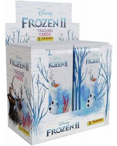 FROZEN 2 TRADING CARDS CDU (x50 Packs)