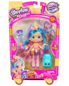 SHOPKINS SHOPPIES S8 W2 THEMED DOLL SINGLE PACK CORALEE