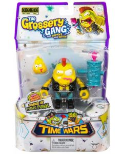 THE GROSSERY GANG S5 W2 ACTION FIGURES POTATO PUNK