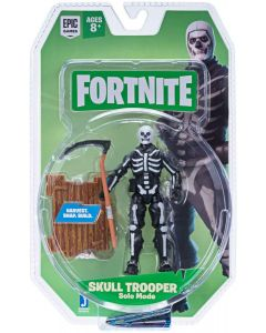 FORTNITE SOLO MODE FIGURE PACK (Skull Trooper)