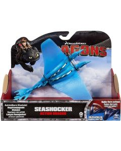 DREAMWORKS DRAGONS SEASHOCKER ACTION DRAGON