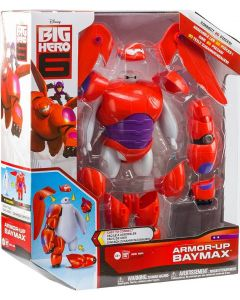 BIG HERO 6 ARMOR-UP BAYMAX 8""