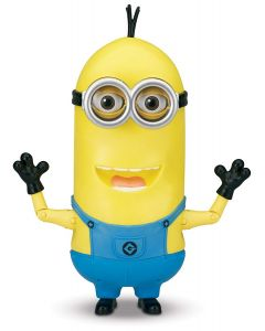 DESPICABLE ME MINION TIM SINGING ACTION FIGURE