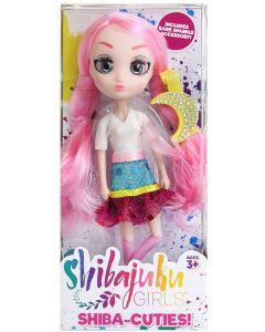 """SHIBAJUKU GIRLS 6""""  MINI DOLLS SHIBA-CUTIES SUKI"""