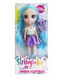 "SHIBAJUKU GIRLS 6"" MINI DOLLS SHIBA-CUTIES (W2) NAMIKA"