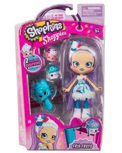 SHOPKINS SHOPPIES S4 SINGLE PACK W1 FRIYA FROYO
