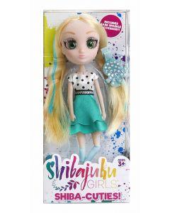 "SHIBAJUKU GIRLS 6"" MINI DOLLS SHIBA-CUTIES (W2) KOE"