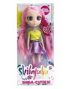 """SHIBAJUKU GIRLS 6"""" MINI DOLLS SHIBA-CUTIES (W2) SUKI"""
