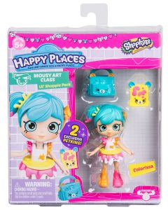 HAPPY PLACES S3 W2 DOLL SINGLE PACK COLORISSA