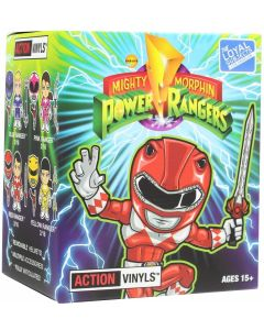 MIGHTY MORPHIN POWER RANGERS WAVE 1 ACTION VINYLS