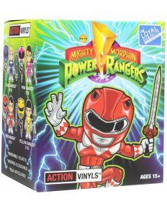 MIGHTY MORPHIN POWER RANGERS WAVE 1 ACTION VINYLS