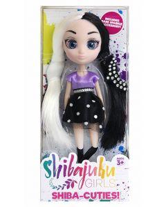 """SHIBAJUKU GIRLS 6"""" MINI DOLLS SHIBA-CUTIES (W2) YOKO"""