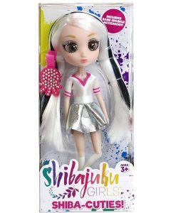 """SHIBAJUKU GIRLS 6"""" MINI DOLLS SHIBA-CUTIES MIKI"""