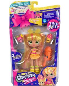SHOPPIES PARTY DOLLS (W2) PINEAPPLE LILLY