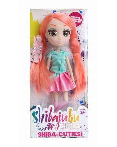 "SHIBAJUKU GIRLS 6"" MINI DOLLS SHIBA-CUTIES (W2) MIKI"