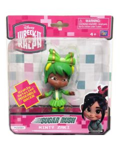 WRECK-IT RALPH SUGAR RUSH RACER MINTY ZAKI
