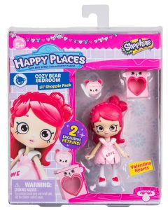 HAPPY PLACES S3 W2 DOLL SINGLE PACK VALENTINA HEARTS