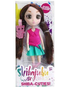 """SHIBAJUKU GIRLS 6"""" MINI DOLLS SHIBA-CUTIES NAMIKA"""