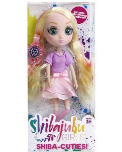 """SHIBAJUKU GIRLS 6"""" MINI DOLLS SHIBA-CUTIES SHIZUKA"""