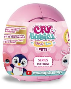 CRY BABIES MAGIC TEARS PETS