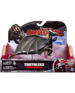DREAMWORKS DRAGONS TOOTHLESS ACTION DRAGON (Lunge Attack)