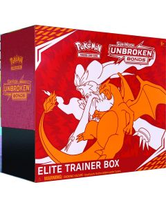 POKEMON TCG UNBROKEN BONDS ELITE TRAINER BOX