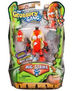 THE GROSSERY GANG S4 W2 BUG STRIKE ACTION FIGURE GROT DOG