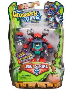 THE GROSSERY GANG S4 W2 BUG STRIKE ACTION FIGURE GEN. ARAK ATTACK