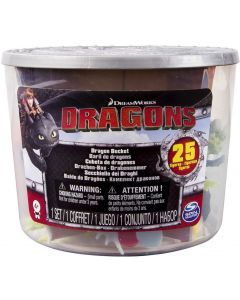 DREAMWORKS DRAGONS DRAGON BUCKET