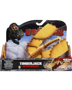 DREAMWORKS DRAGONS TIMBERJACK ACTION DRAGON