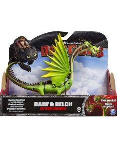 DREAMWORKS DRAGONS BARF & BELCH ACTION DRAGON
