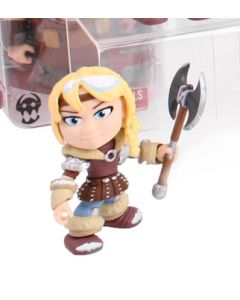 "HTTYD HUMANS W2 ACTION VINYLS 3"" ASTRID (SNOW)"