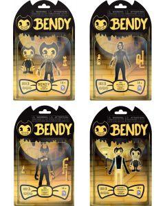 """BENDY 5"""" ACTION FIGURES (S3)"""