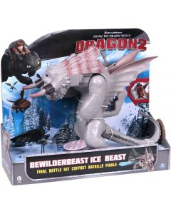 DREAMWORKS DRAGONS HTTYD2 BEWILDERBEAST ICE BEAST