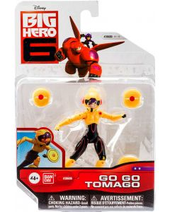BIG HERO 6 ACTION FIGURE GO GO TOMAGO