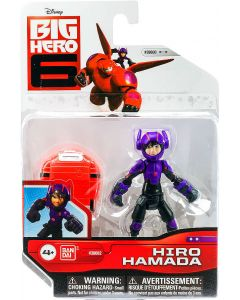 BIG HERO 6 ACTION FIGURE HIRO HAMADA