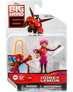 BIG HERO 6 ACTION FIGURE HONEY LEMON