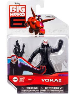 BIG HERO 6 ACTION FIGURE YOKAI