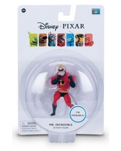 DISNEY PIXAR COLLECTION COLLECTIBLE ACTION FIGURE MR INCREDIBLE