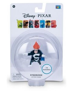 DISNEY PIXAR COLLECTION COLLECTIBLE ACTION FIGURE SYNDROME