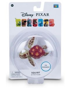 DISNEY PIXAR COLLECTION COLLECTIBLE ACTION FIGURE SQUIRT