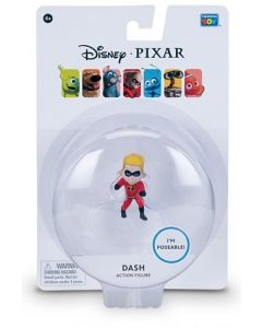 DISNEY PIXAR COLLECTION COLLECTIBLE ACTION FIGURE DASH