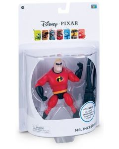 DISNEY PIXAR COLLECTION DELUXE ACTION FIGURE MR INCREDIBLE
