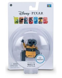 DISNEY PIXAR COLLECTION COLLECTIBLE ACTION FIGURE FACTORY NEW WALL-E