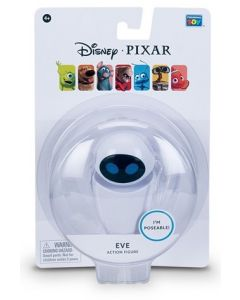 DISNEY PIXAR COLLECTION COLLECTIBLE ACTION FIGURE EVE
